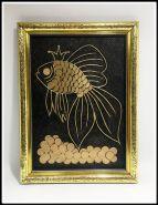 "Картина ""Золотая рыбка"" 255 х 345 мм"